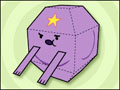 LSP Paper Toy