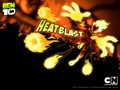 Wallpaper Heatblast