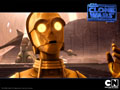 Wallpaper C-3PO - Goldenrod