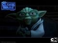 Wallpaper Yoda - Jedi Wisdom