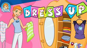 Gwen Dress Up