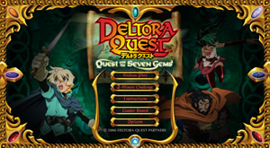 Deltora Quest - Quest for the Seven Gems