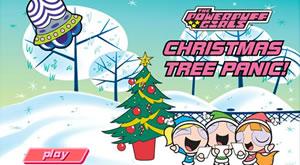 Christmas Tree Panic