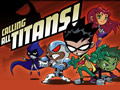 Calling All Titans Teen Titans Games Cartoon Network